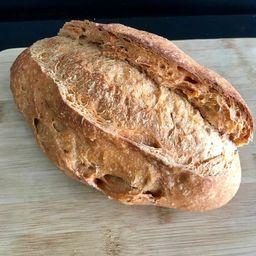 Pão de Tomate Seco e Alevrim - 280g
