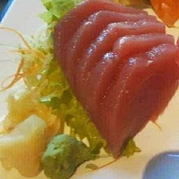Sashimi de Atum - 15 Peças