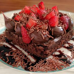 Brownie - Brigadeiro