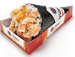 Salmon Shrimp