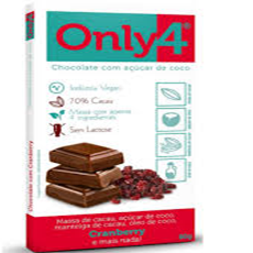 Chocolate Only4 - 80g