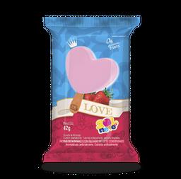 Picolé Love Moranguinho