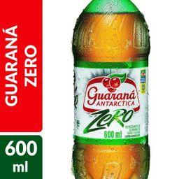 Guaraná Antarctica Zero 600ml