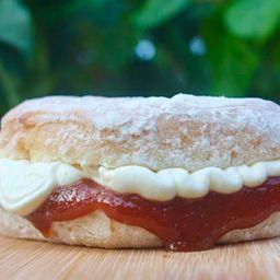 Mini Donuts Romeu e Julieta