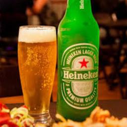 Cerveja Heineken puro malte lager - 600ml