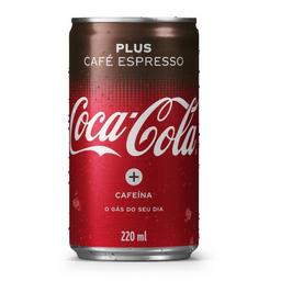 Coca-Cola Plus Café Espresso 220 ml