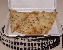 Pizza de Mussarela - 3 Fatias