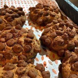 Cookie de Chocolate com Canela