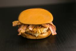 Burguer Crispy Bacon