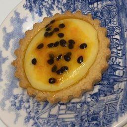 Tortelete de Maracujá