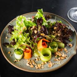 Salada raw
