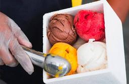 Caixa de 2 sorvetes (4 bolas)