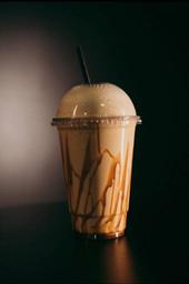 Milkshake Caramelo