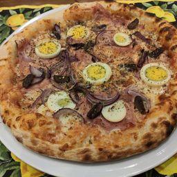 Pizza Portuguesa - Média