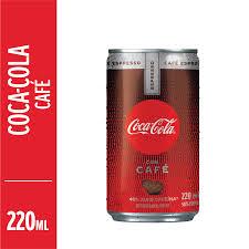 Coca-Cola Original + Café Expresso - 220ml