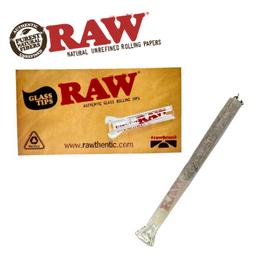 Raw Glass Tips - Boca Chata
