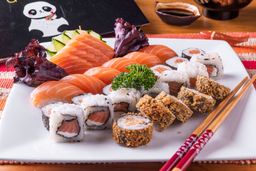 Menu 3 - Que Sushi Brasil? - 30 Unidades