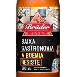 Cerveja Bruder Baixa Gástronomia - 600ml