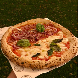 Pizza Due Stagione - 30cm