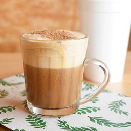 Cappuccino com Leite de Amêndoas