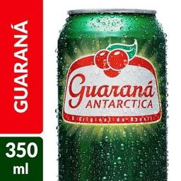 Guaraná Antártica Lata 350ml