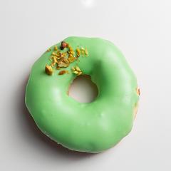 Donuts recheado de pistache