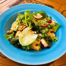 Salada de Crevettes