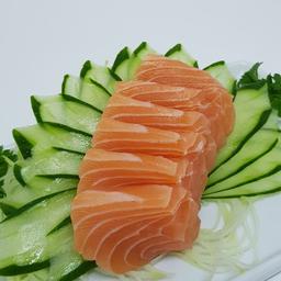 Sashimi de Salmão - Unidade