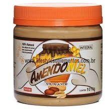 Pasta de amendoim amendomel com cacau cr