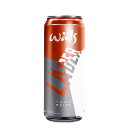 Wals Lager 473ml