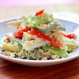 Quinoa & Coeurs de Palmier