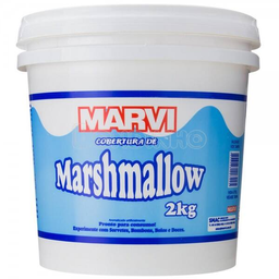 Cobertura Marshmallow 50g