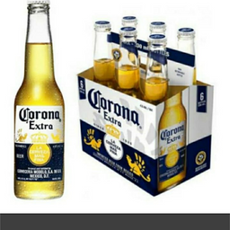 Cerveja Corona Extra Long Neck 330ml Und.