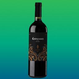 Vinho 4 Estaciones Premium Malbec
