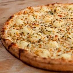 Pizza de Frango com Manjericão - Grande