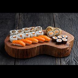 Monte o seu Sushi Five sem Sashimi - 25 Peças