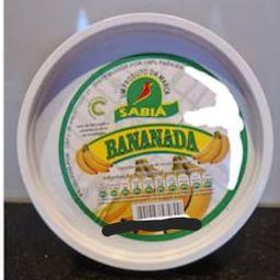 Doce Bananada 600g