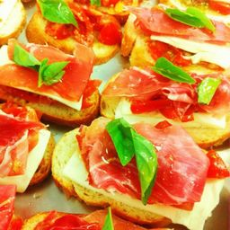 Bruschetta de Parma