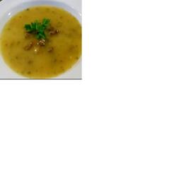 Sopa de Mandioca com Carne 400g