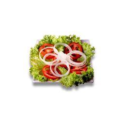 Salada tradicional pequena