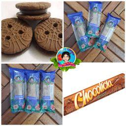 Biscoito Chocolícia