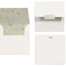 Cartão Simples Margarida