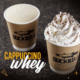 Cappuccino Whey Protein