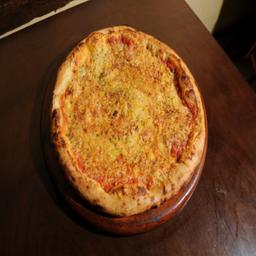 Pizza Alho e Óleo - Individual