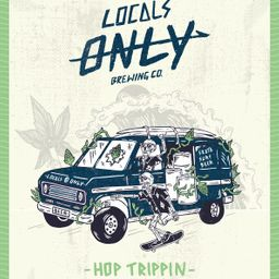 Hop Trippin - Session IPA - Locals Only - 1L
