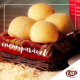 Pão de Queijo Integral Multigrãos 55g Pct 1kg