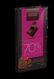 Tablete Recheado 70% Cacau - 90g