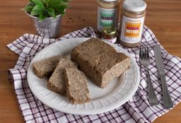 Pão de Sementes sem Glúten e sem Fermento