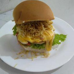 Hambúrguer x-frango