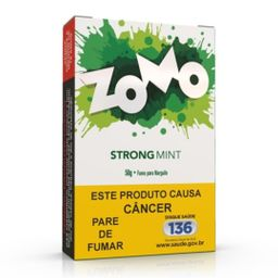 Essência Zomo Strong Mint